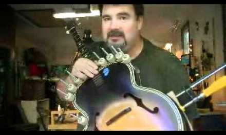 Guitar Repair Tip from a Luthier: Use a Humidifier in your Guitar Case!