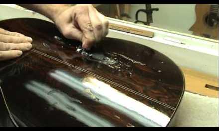 Luthier Tips du Jour – Crack Repair