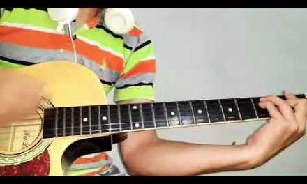 Gulabi Ankhein   Guitar lesson for beginners   Easy chords   Sanam
