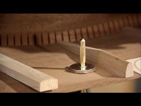Guitar repair magnets
