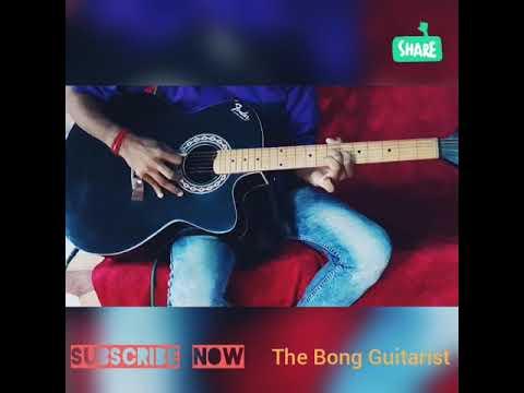 Pal pal dil ke pass  Guitar lesson  The Bong Guitarist 🎸