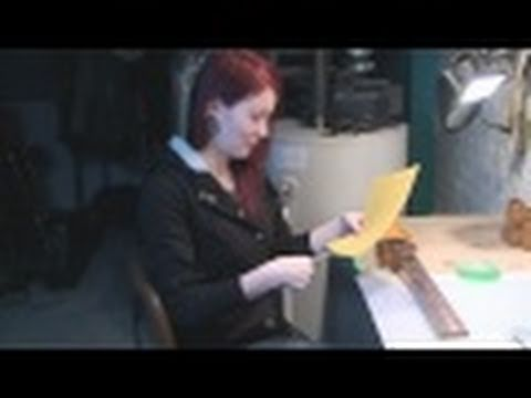 Camille Learns Guitar Repair Day 2