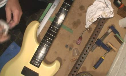 Ibanez Musician Bass Guitar Repair Part 2