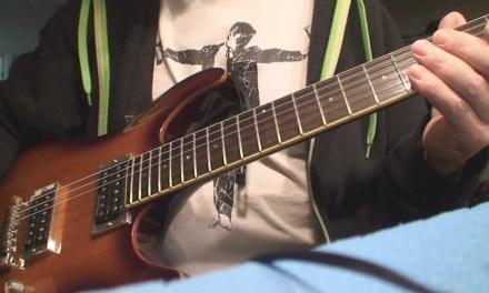 Ibanez SZ 320 Guitar Gets Repaired