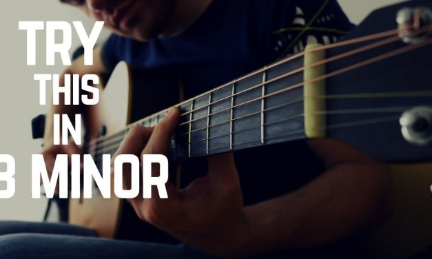 Beautiful Chords only Possible in B minor Key | Guitar Chords Revisited