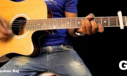Bol Do Na Zara+ Mujhko Barsaat Bana lo- 2 Romantic Song- Hindi Guitar Lesson by Keshav Raj