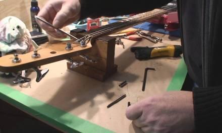 Truss Rod Repair FAIL