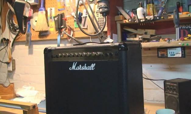Marshall MG Series Amplifier Repair