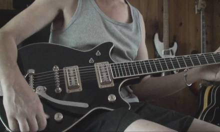 Gretsch guitar Repair Complete with Demo
