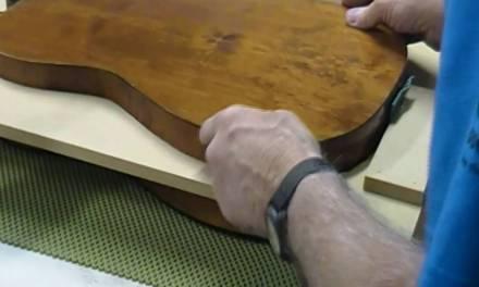 1957 GOYA Classical Guitar Repair by Jonah Custom Guitars, part 2