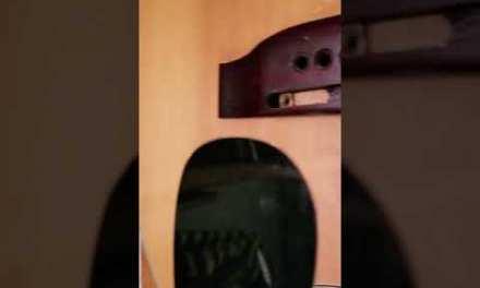 Guitar repair 2