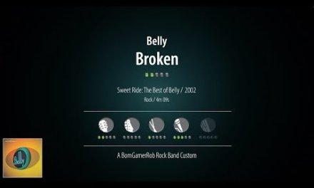 Belly – Broken – Rock Band Custom