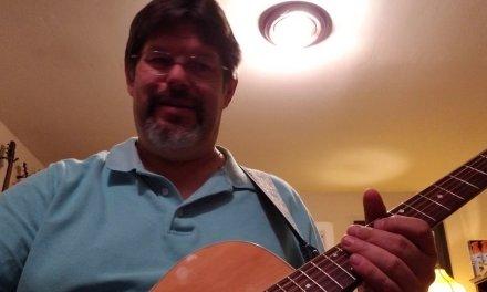 Guitar repair 6