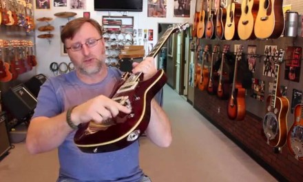 Schecter C-1 Custom Electric Guitar Repair