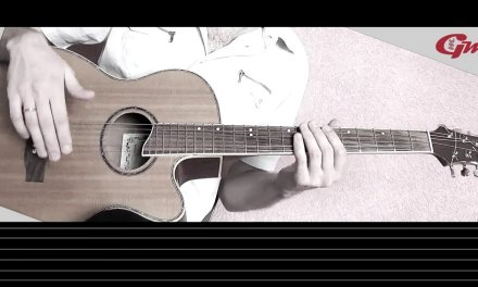 The Beginning – Ryan Arcand. Acoustic Guitar Lesson 2