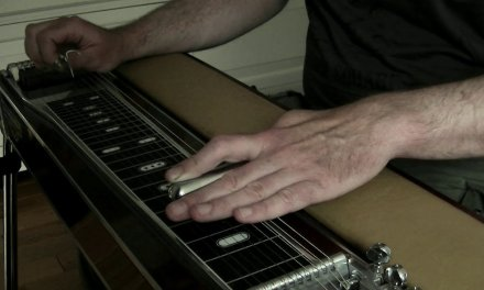 Bars of Steel – Lloyd Green – Pedal steel guitar