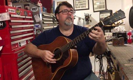 1959 Gibson J-50 Guitar