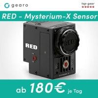 RED Mysterium Sensor 4k 5k