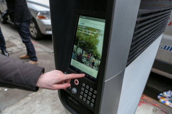 NYC to revise position on web kiosks