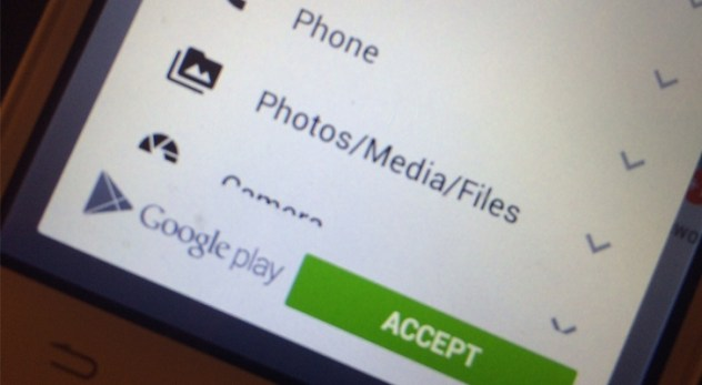 Be careful what permissions your apps want on your phone