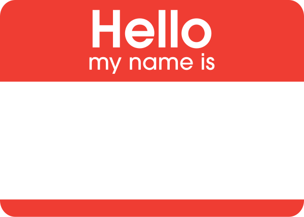 Using real names vs. pseudonyms online