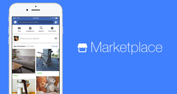 Is Facebook Marketplace looking to take a bite out of eBay?