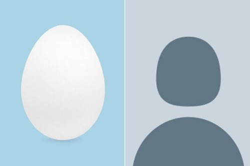 By dropping the egg, Twitter claims to combat harassment
