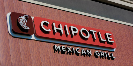 Chipotle malware attack exposed customers' card info