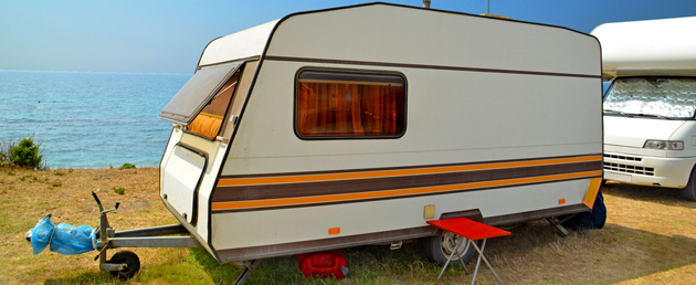 Beware the camper scam this summer