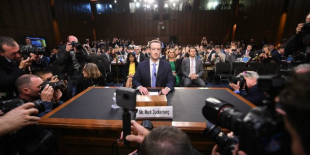 Zuckerberg: Facebook is not a monopoly