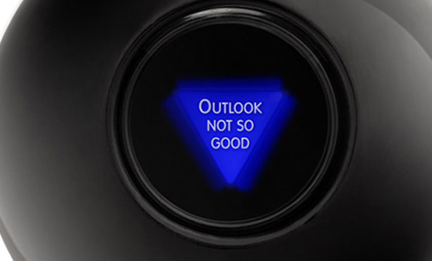 Is the outlook for Facebook not so good?