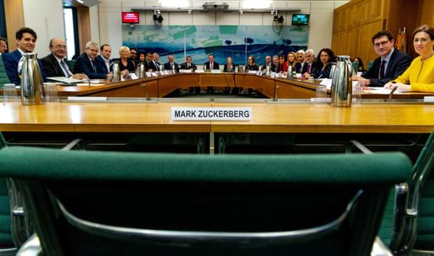Facebook Parliament update and how Zuck stole Thanksgiving