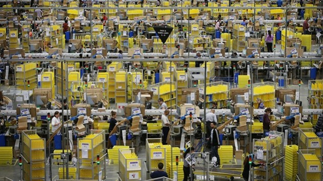 Is Amazon firing expecting mothers?