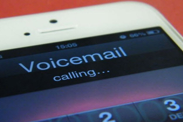 This voicemail should go unanswered