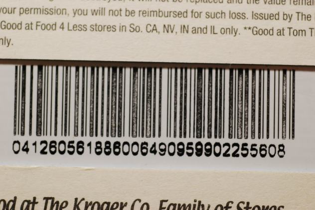 Why are scammers putting barcode stickers on gift cards?