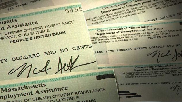 $600 Federal unemployment benefit has expired