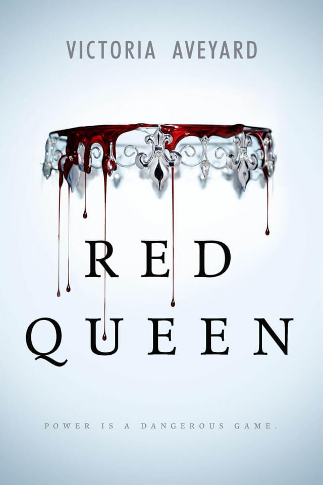 Fantasy Friday – The Red Queen by Victoria Aveyard