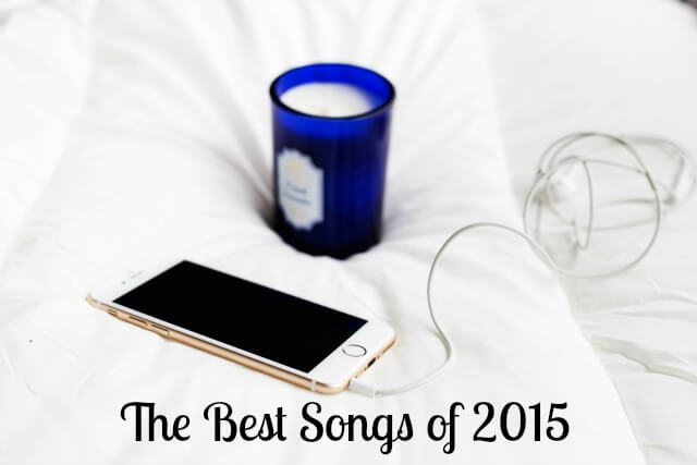 My 2015 Playlist