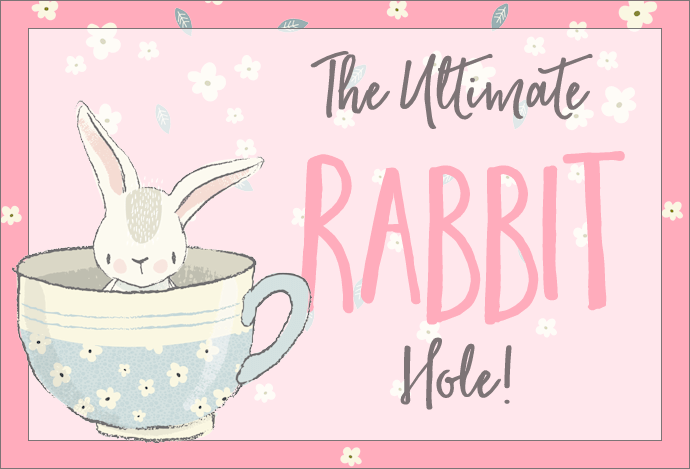 The Ultimate Rabbit Hole #77