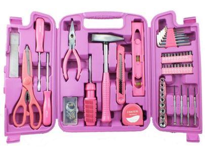 Werkzeugkoffer-pink-96-teilig