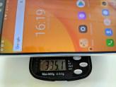 Auch Tablets können soviel wiegen....