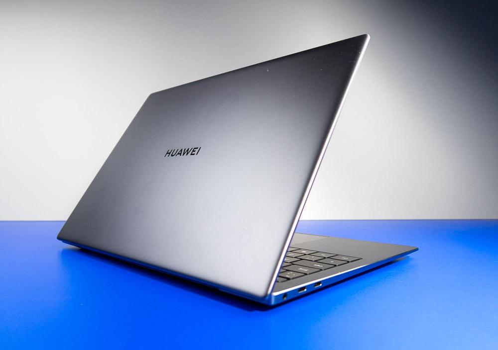 Aluminium Unibody-Konstruktion des MateBook X Pro