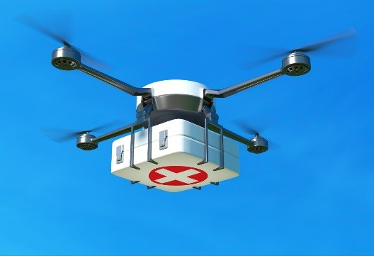 Drone medical deliveries
