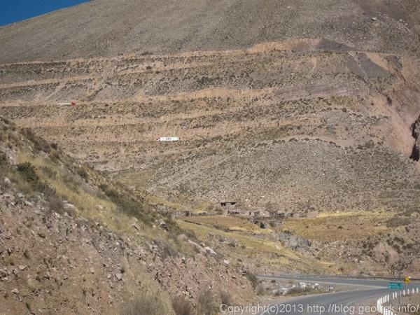 130901アンデス越えJama峠への登り