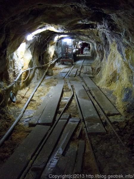 130906ボリビア、オルーロのソカボン鉱物博物館