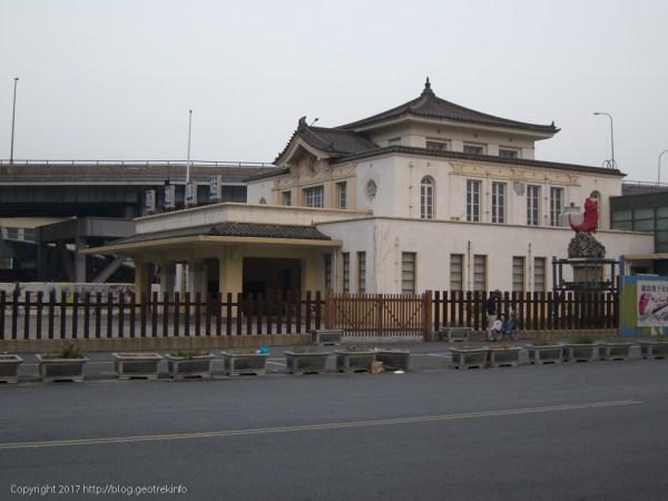 170225高雄駅駅舎