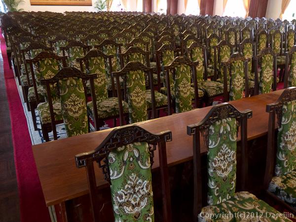 121117ベトナム・統一会堂講堂