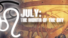 July – the month of the Sky