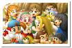 Harvest Moon 64 Party Picture
