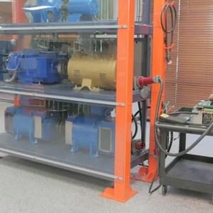 AC Drive Repair with Full Load Dynamometer Test